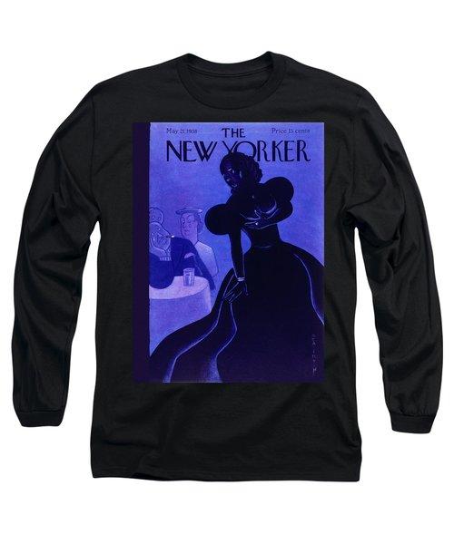 New Yorker May 21 1938 Long Sleeve T-Shirt