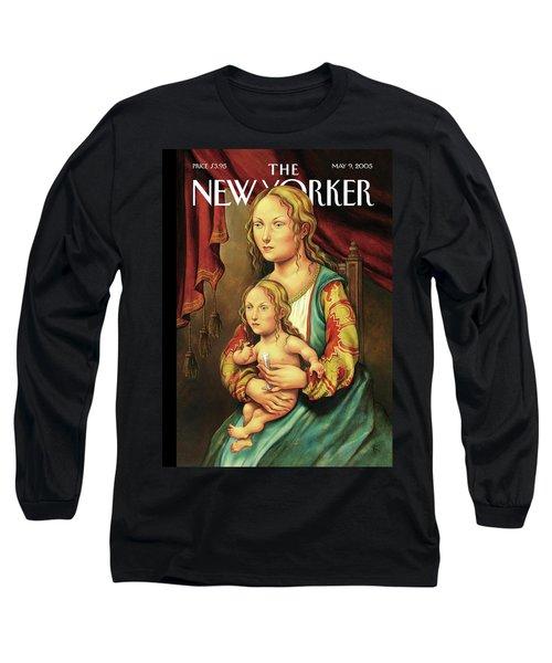 Like Mother Like Daughter Long Sleeve T-Shirt