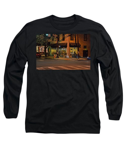 Newtown Nighthawks Long Sleeve T-Shirt