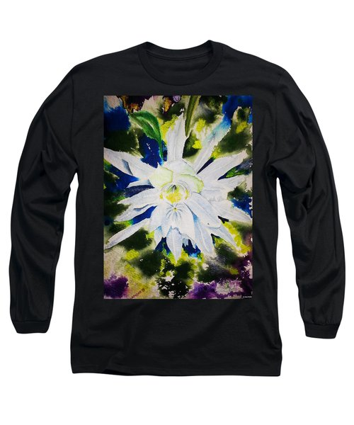 Night Bloomer Long Sleeve T-Shirt