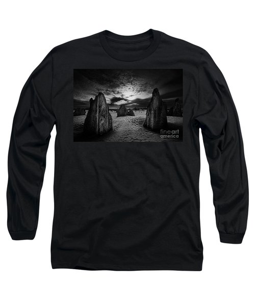 Night Comes Slowly Long Sleeve T-Shirt