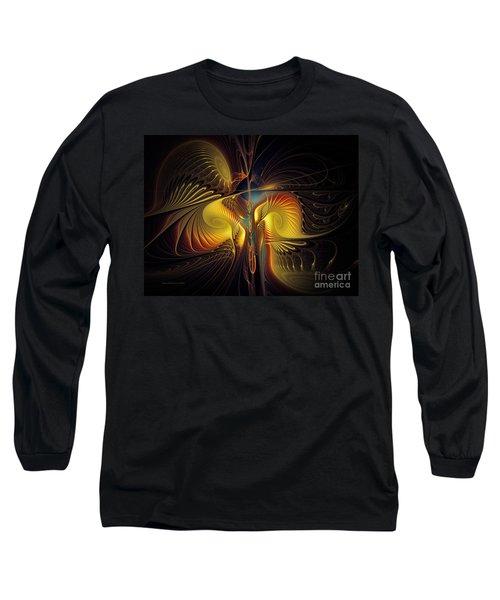 Night Exposure Long Sleeve T-Shirt