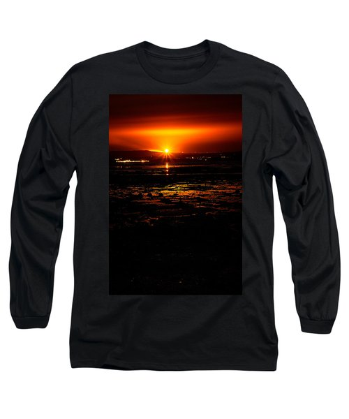 Night Flare. Long Sleeve T-Shirt