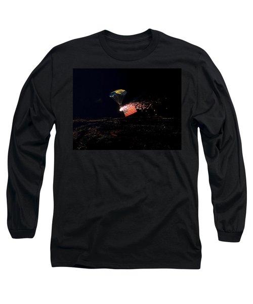 Night Jump Long Sleeve T-Shirt