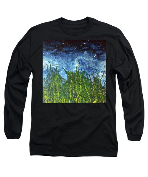 Night Sky 2007 Long Sleeve T-Shirt