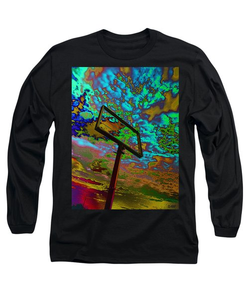 Nikki's Cloud Catcher Long Sleeve T-Shirt