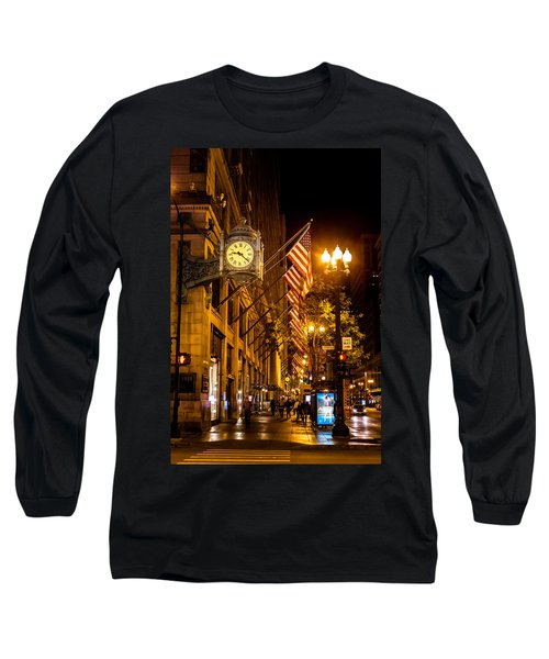Nine Twenty Two In Chicago And All Is Well Long Sleeve T-Shirt