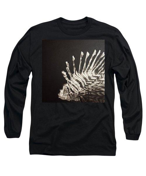 No Lion Long Sleeve T-Shirt