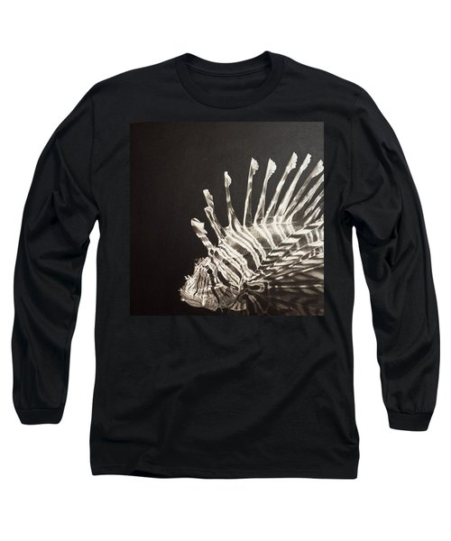 No Lion Long Sleeve T-Shirt