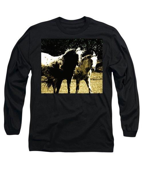 No Name Long Sleeve T-Shirt