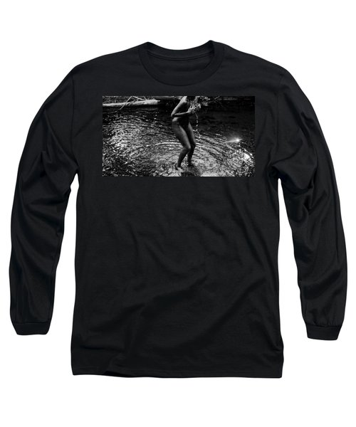 No One Is Watching Long Sleeve T-Shirt