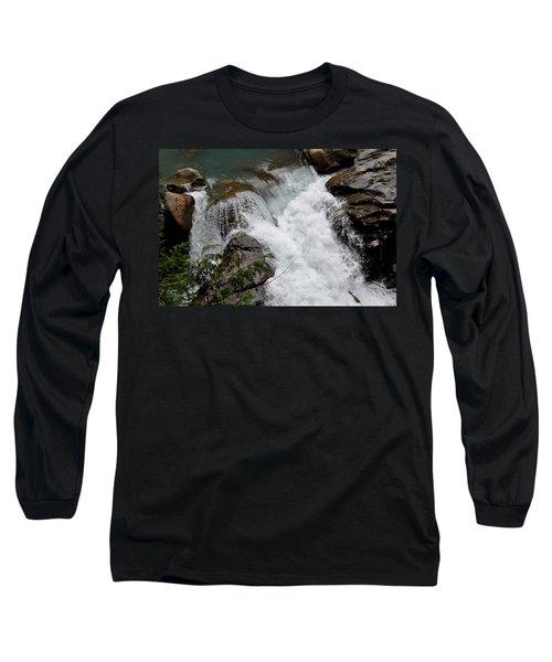 Nooksack Falls Long Sleeve T-Shirt