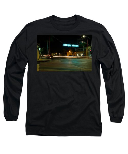 Normal Heights Neon Long Sleeve T-Shirt