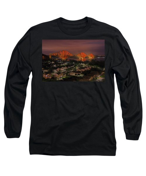 North Queensferry Long Sleeve T-Shirt