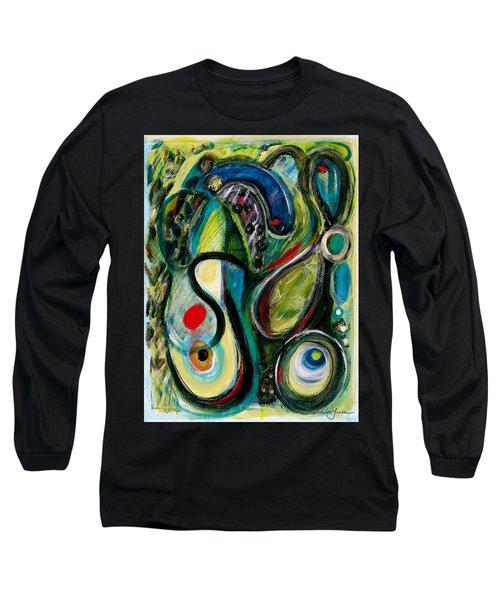 Northern Lights 2 Long Sleeve T-Shirt