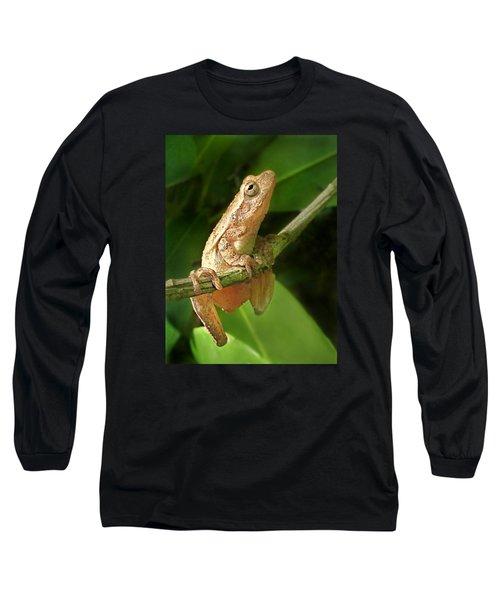 Northern Spring Peeper Long Sleeve T-Shirt