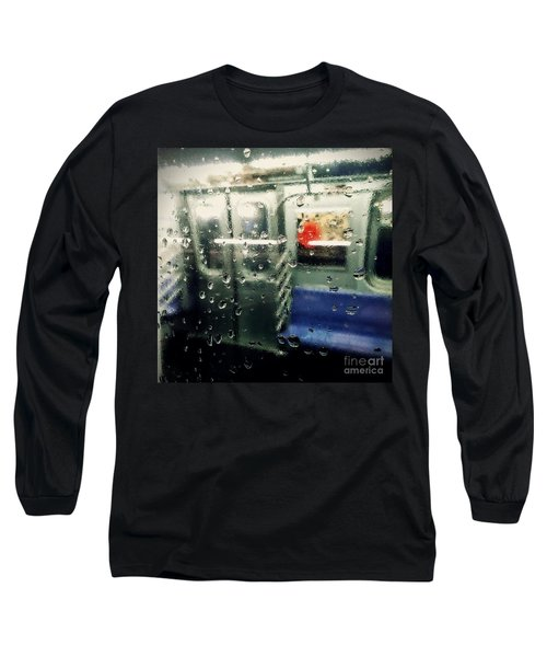 Long Sleeve T-Shirt featuring the photograph Not In Service by James Aiken