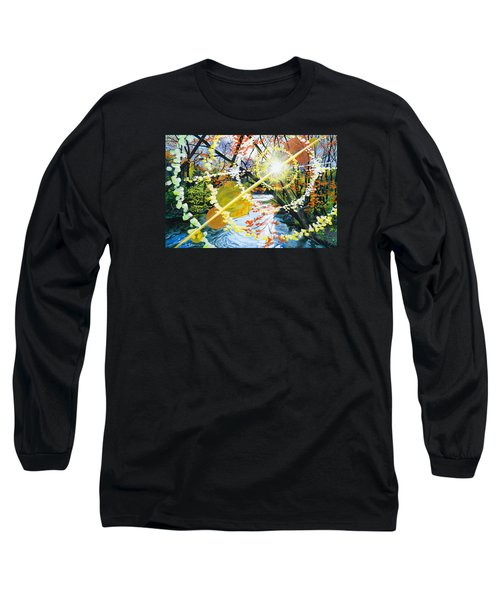 The Glorious River Long Sleeve T-Shirt