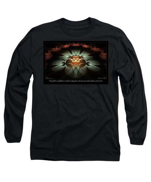 Now Faith Long Sleeve T-Shirt