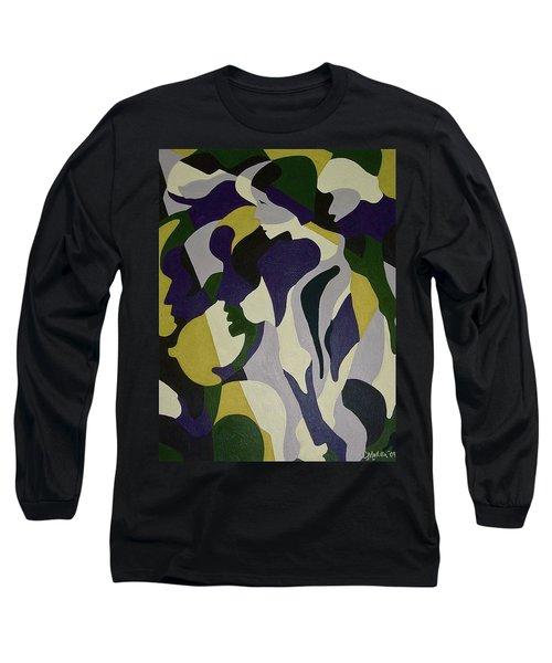 Nude9 Long Sleeve T-Shirt