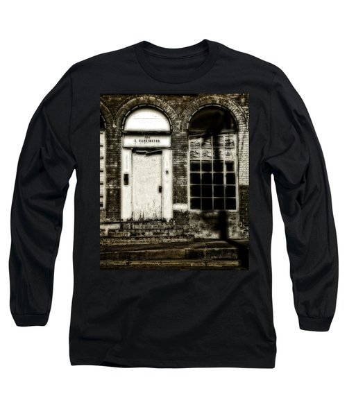 Number 104 Long Sleeve T-Shirt