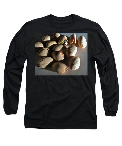 Long Sleeve T-Shirt featuring the photograph Nuts by Bill Owen