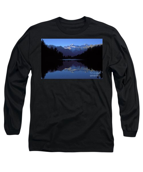 New Zealand Alps Long Sleeve T-Shirt