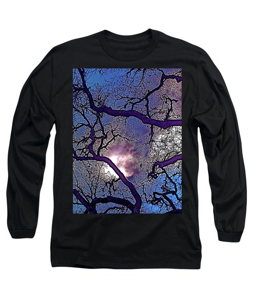 Oaks 11 Long Sleeve T-Shirt by Pamela Cooper