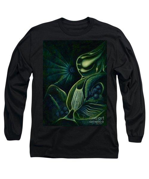 Ocean Mother Long Sleeve T-Shirt