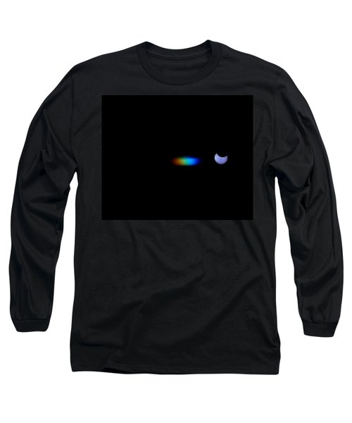 October 2014 Partial Solar Eclipse Long Sleeve T-Shirt