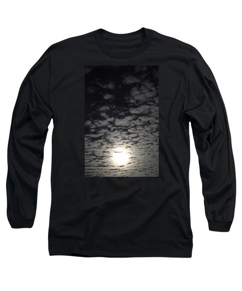 October Moon Long Sleeve T-Shirt