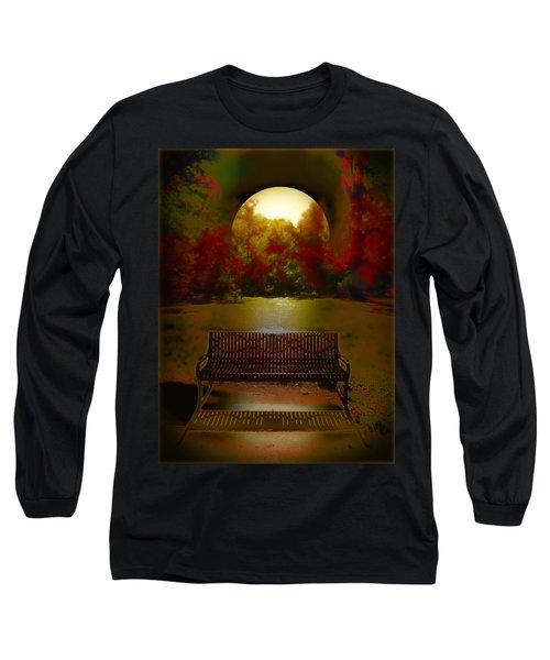 October Moon Long Sleeve T-Shirt