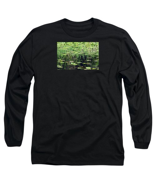 Ode To Monet Long Sleeve T-Shirt by Chris Anderson