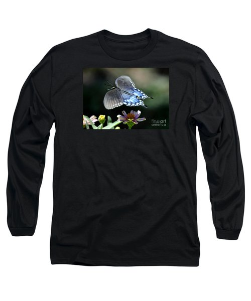 Oh Heavenly Garden Long Sleeve T-Shirt by Nava Thompson
