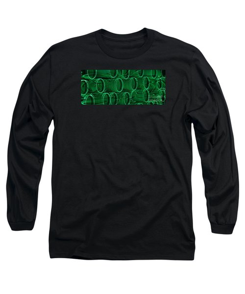 Oh Long Sleeve T-Shirt by Janice Westerberg