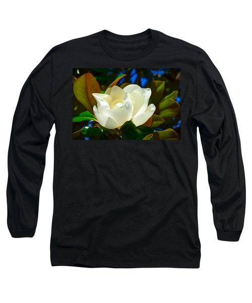 Oh Sweet Magnolia Long Sleeve T-Shirt