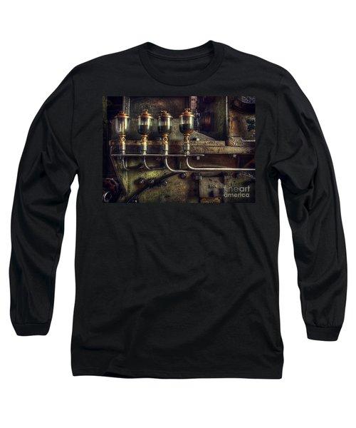 Oil Valves Long Sleeve T-Shirt