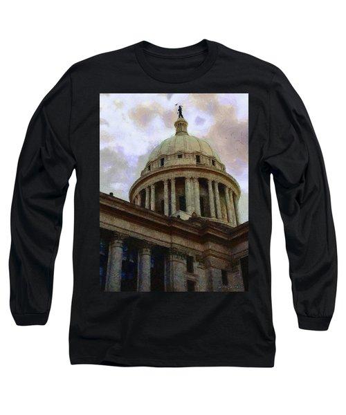 Oklahoma Capital Long Sleeve T-Shirt
