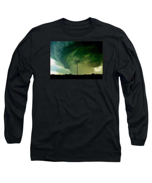 Oklahoma Mesocyclone Long Sleeve T-Shirt