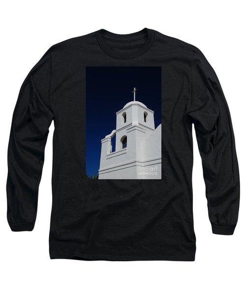 Old Adobe Mission Scottsdale Long Sleeve T-Shirt