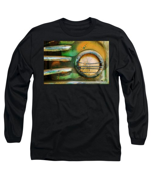 Old Car Headlight Long Sleeve T-Shirt