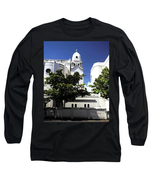 Old Church Long Sleeve T-Shirt