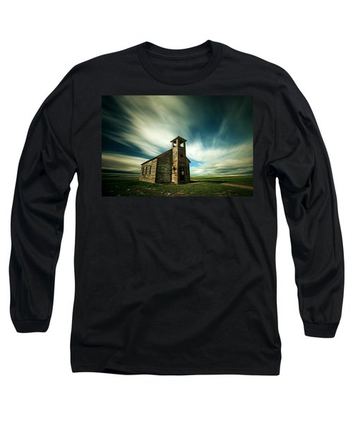Old Cottonwood Church Long Sleeve T-Shirt
