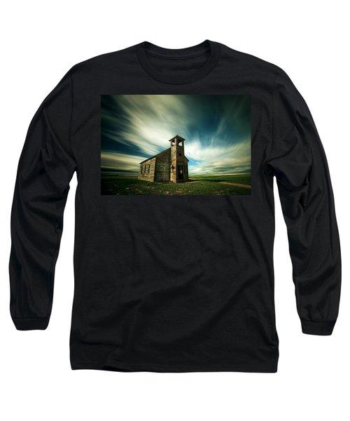 Old Cottonwood Church Long Sleeve T-Shirt