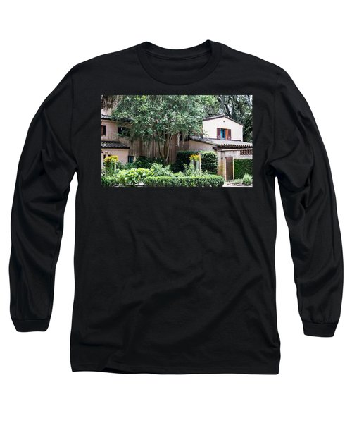 Old Florida Style Long Sleeve T-Shirt