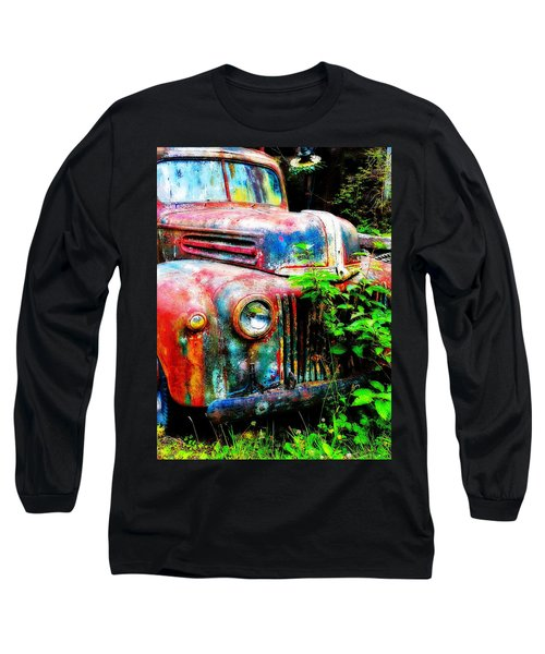 Old Ford #2 Long Sleeve T-Shirt