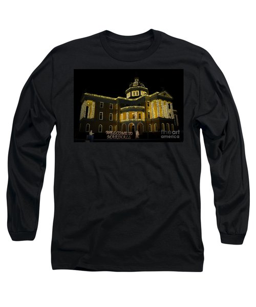 Old Harrison County Courthouse Long Sleeve T-Shirt
