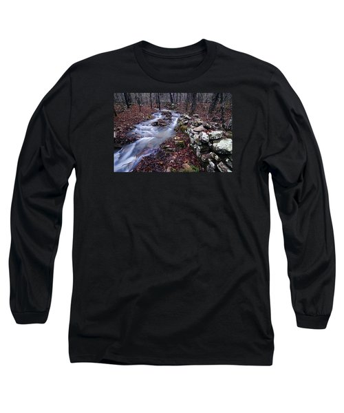 Long Sleeve T-Shirt featuring the photograph Old Homestead by Andy Crawford