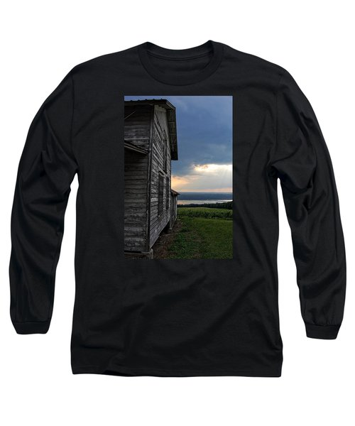 Old House Long Sleeve T-Shirt