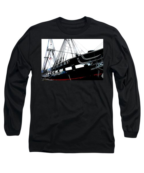 Old Ironsides Long Sleeve T-Shirt